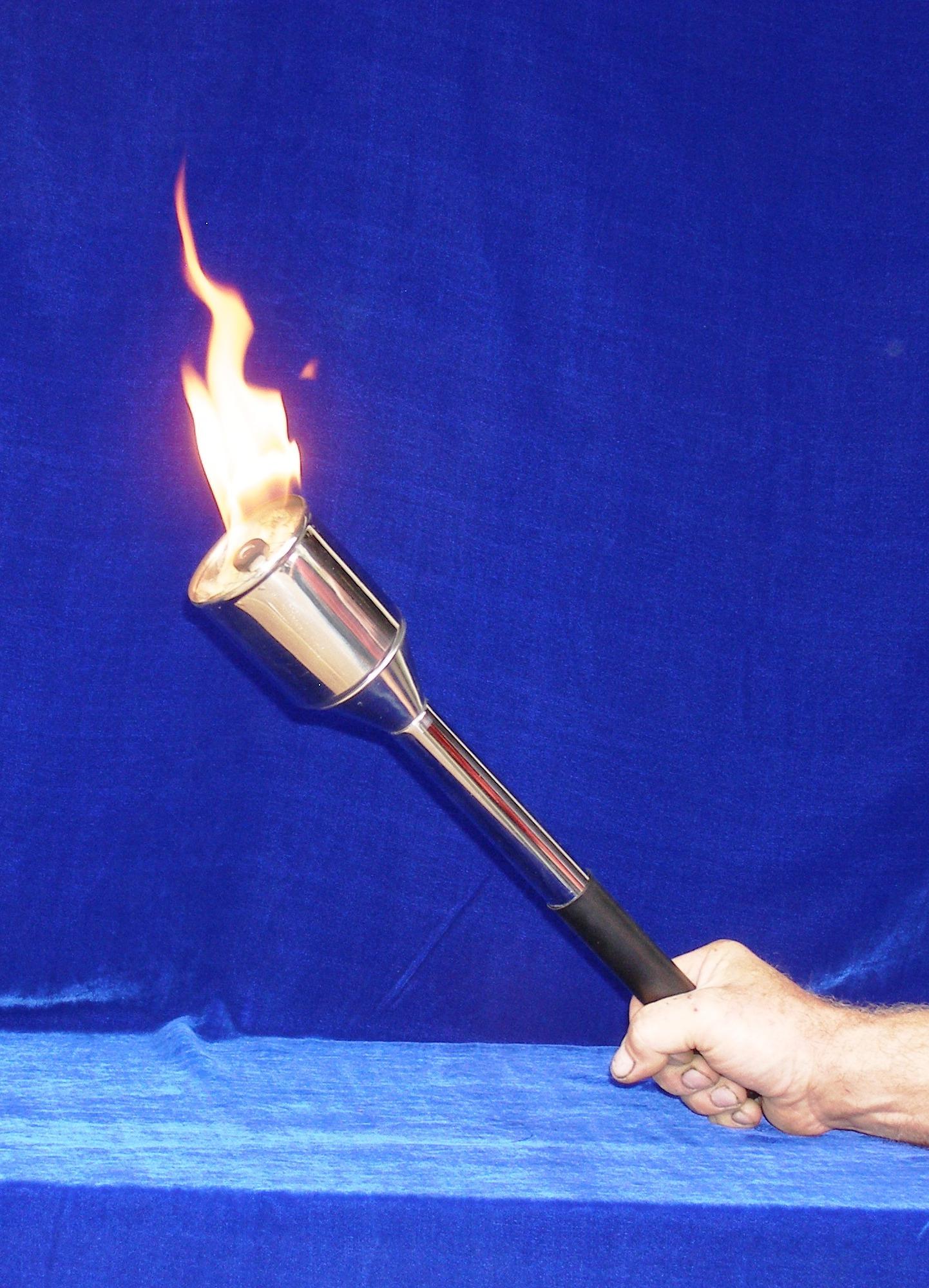Жидкость для факела своими руками